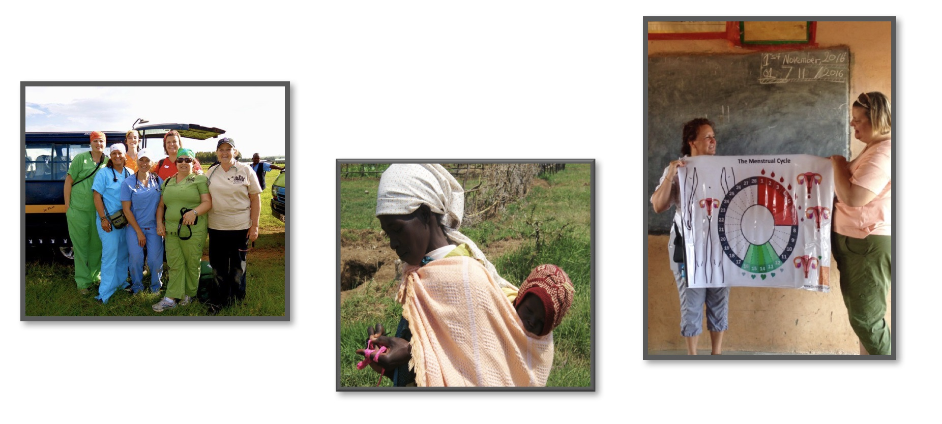 Medical Outreach – Africa is life changing, inc